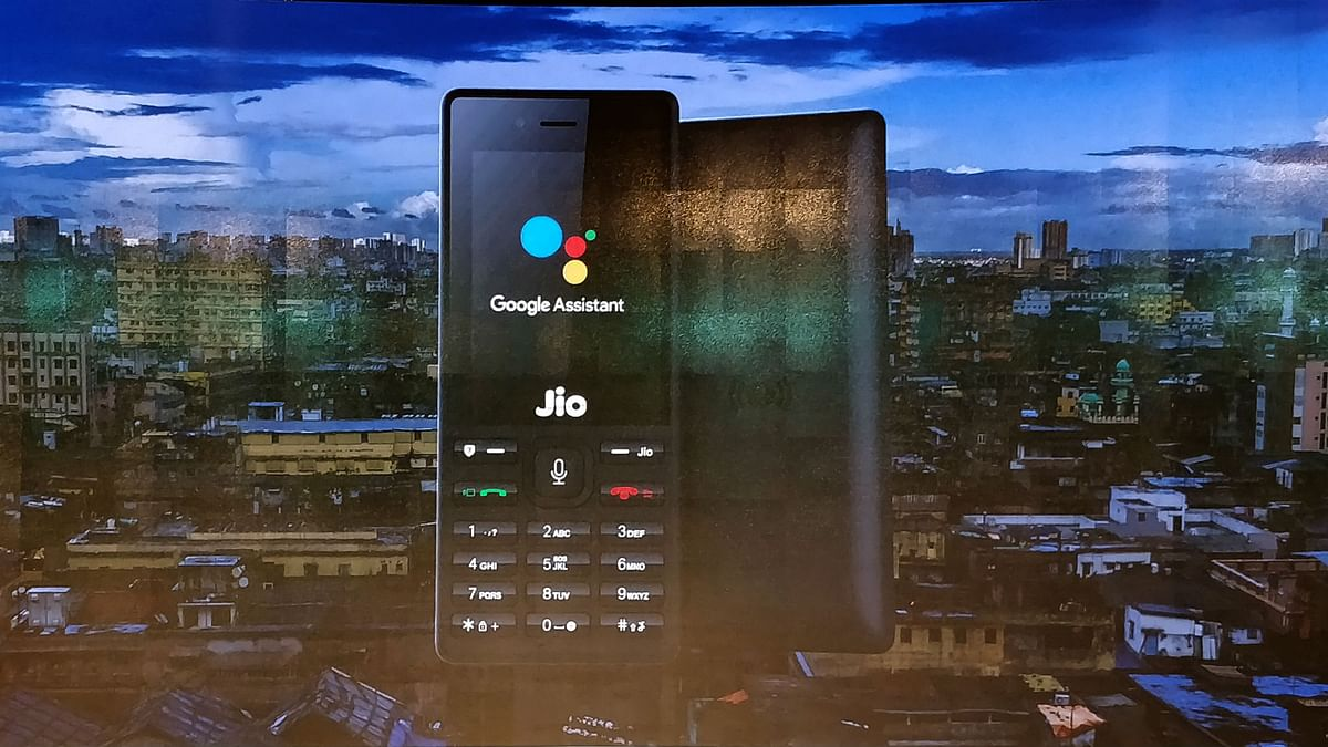 Google Taps Into Reliance JioPhone for Google Assistant, but Why?