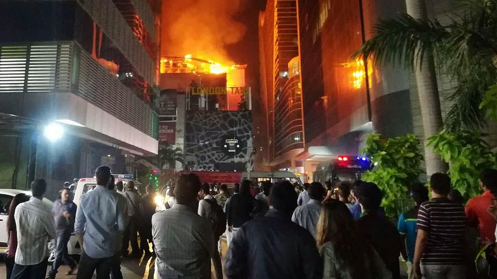 At least 14 people were killed and as many injured in the Kamala Mills fire in Mumbai's Lower Parel.