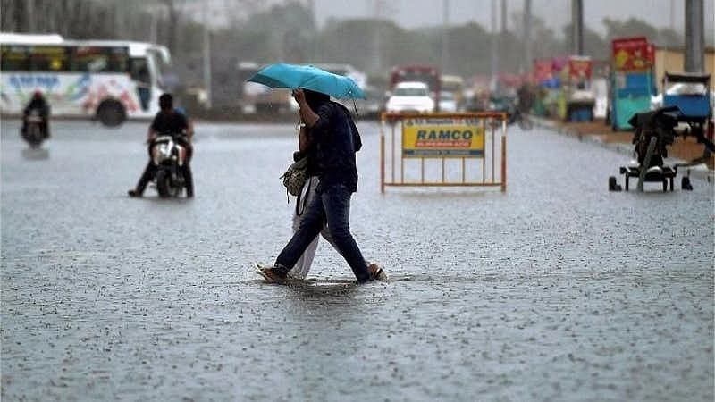 A few places in north Tamil Nadu, including Vellore, Chennai and Dharmapuri, may also get rain.