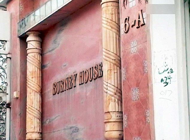According to an intelligence report accessed by <i>Aaj Tak</i> in 2013, this is one of Dawood's residences in Karachi: the posh Burney House.&nbsp;