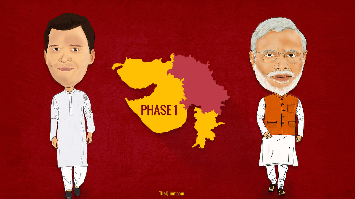 Gujarat Polls: Final Voter Turnout Stands at 66.7% For Phase 1