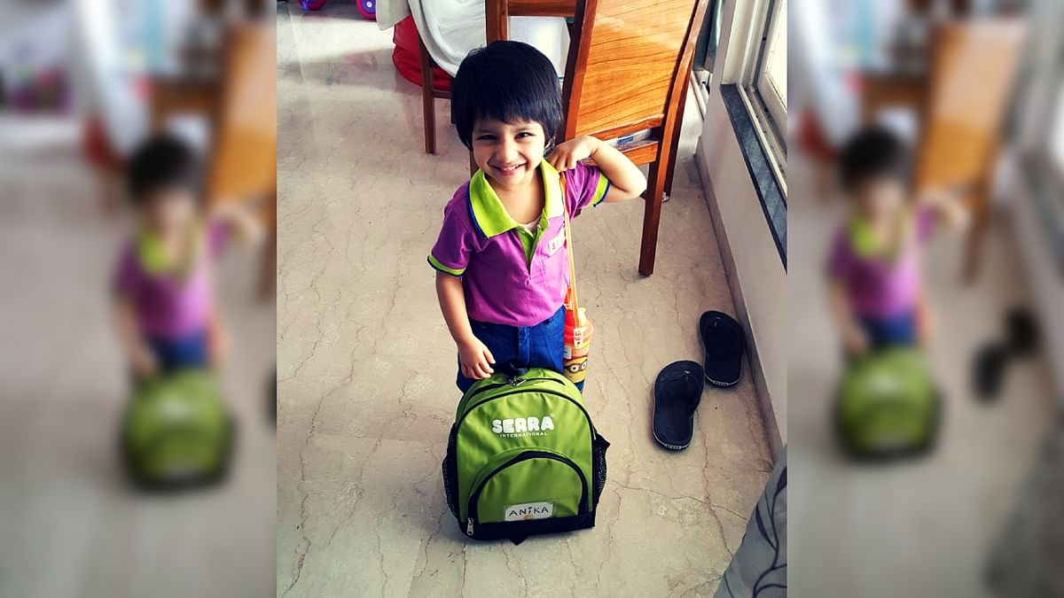 <p>When Mugdha Bendre's 2-year-old refused to learn numbers, she was at her wits' end.</p>