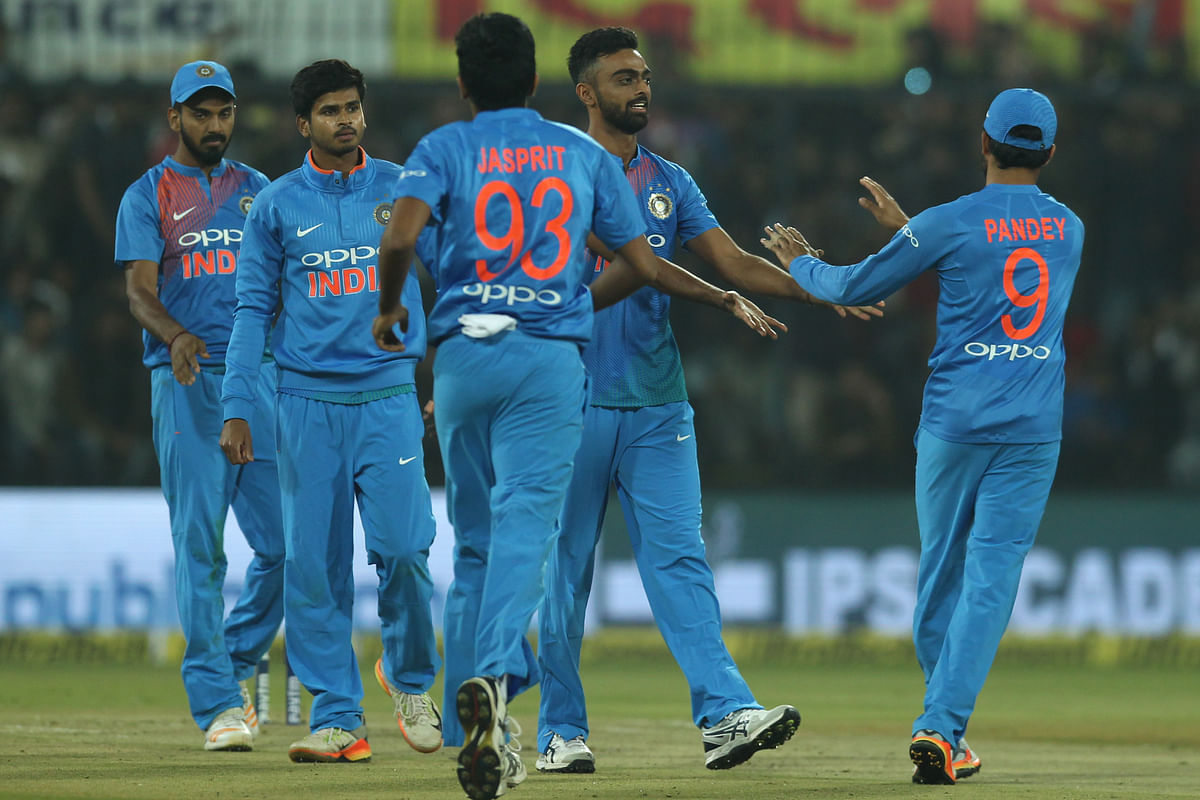 Another Rohit Masterclass Helps India Win 14th Series This Year