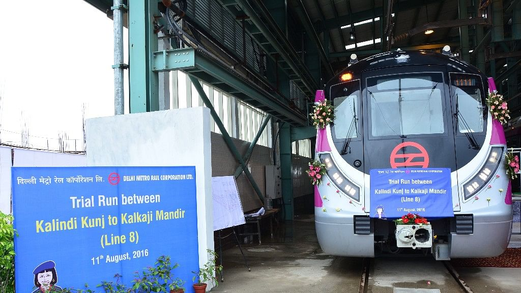 Delhi Metro's 'Unmanned' Magenta Line to Have Many More Firsts