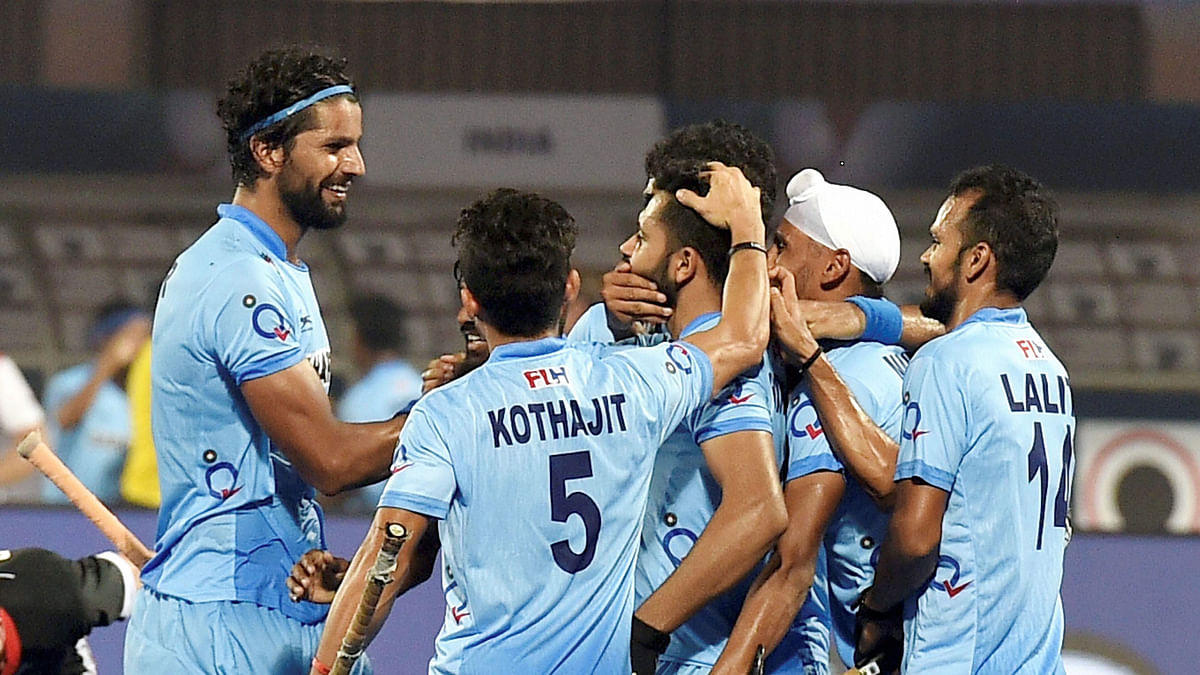 Hockey World League Final: India Win Bronze After Beating Germany