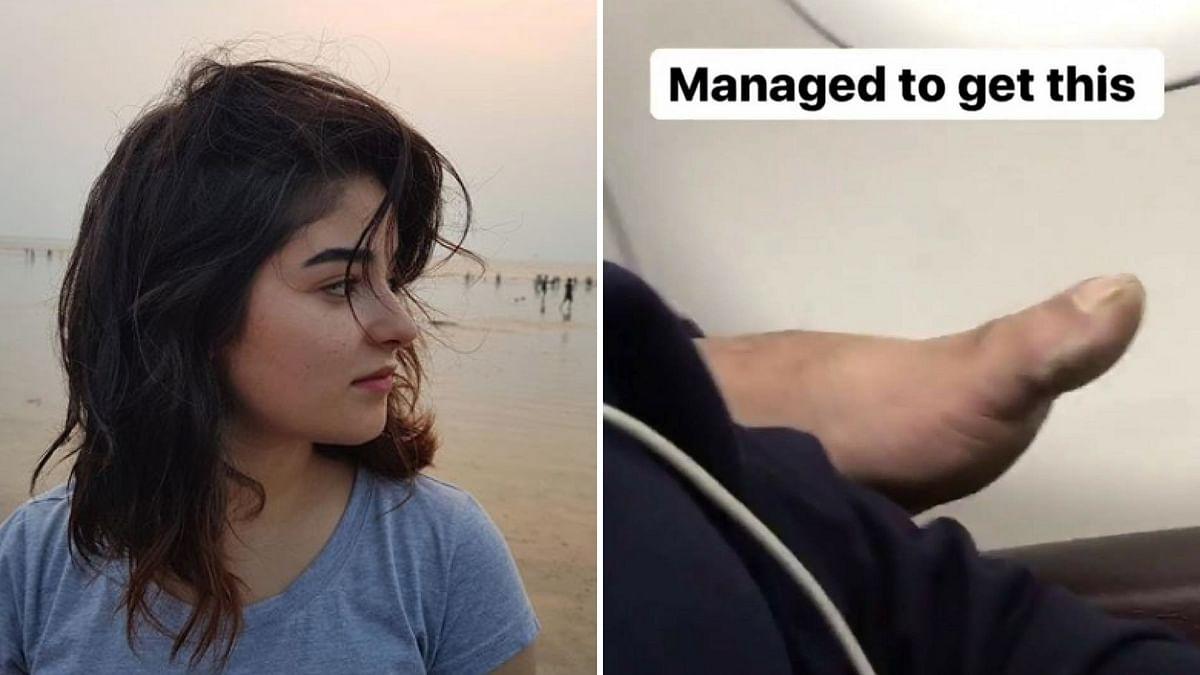 'Dangal' actor Zaira Wasim has alleged that she was molested on a Delhi-Mumbai flight.