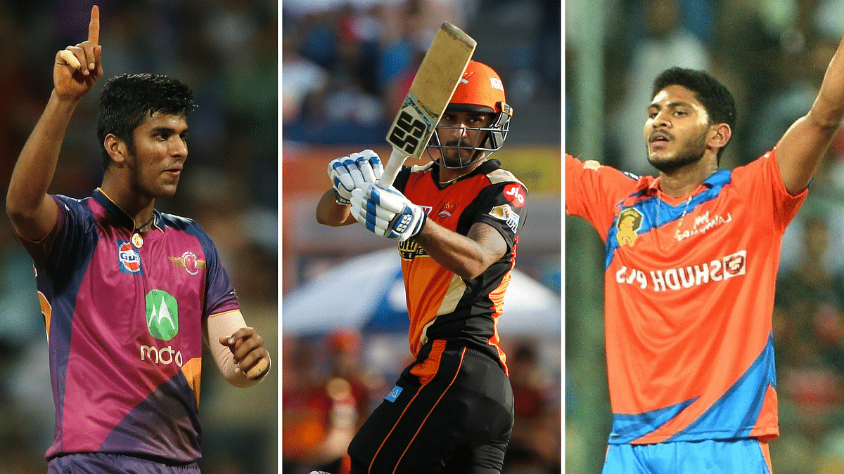 Washington, Deepak, Basil: Newbies in India's T20 Squad vs SL
