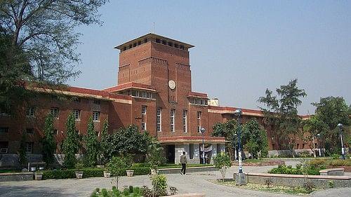 Faculty of Arts Building, DU