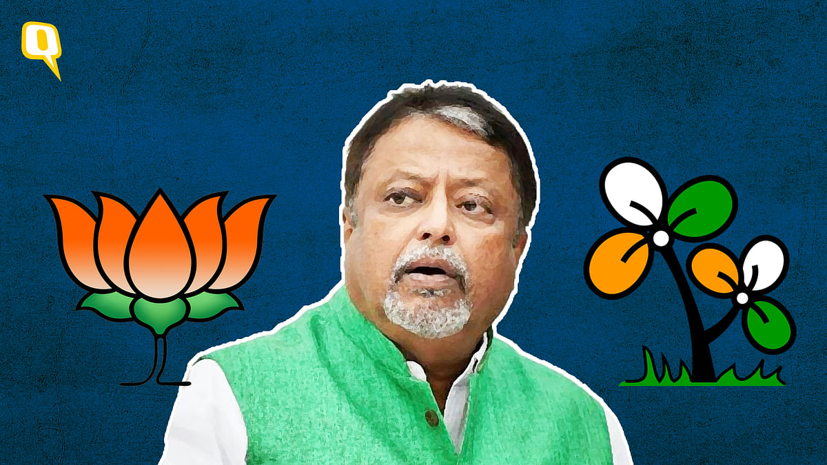 In Sabang, Strategist Mukul Roy Is the Reluctant Face of the BJP
