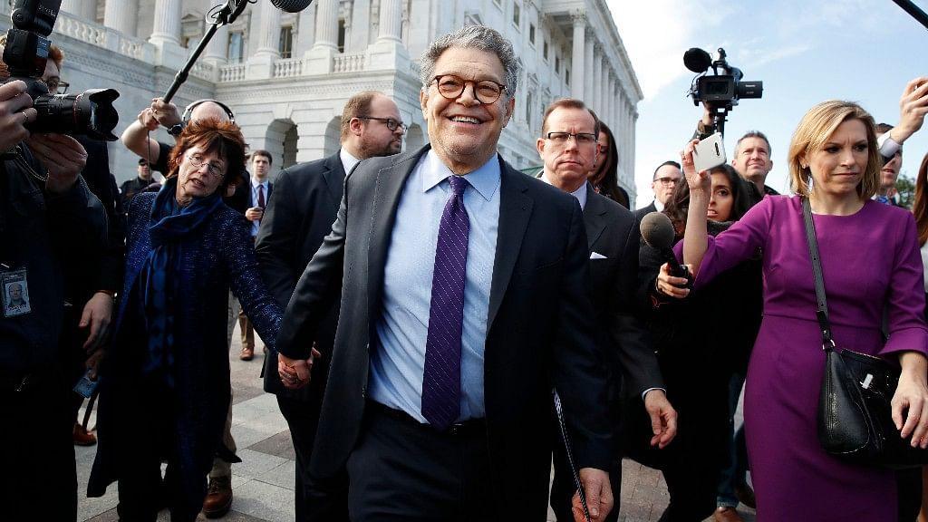 US Senator Al Franken Resigns After Sexual Misconduct Allegations
