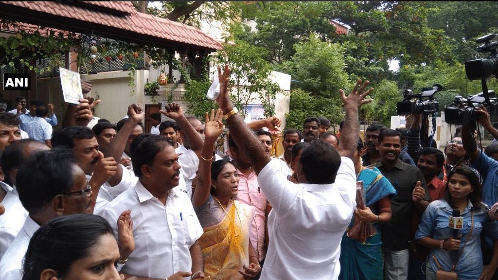 RK Nagar Bypolls: TTV Wins, AIADMK Distant 2nd, DMK Loses Deposit