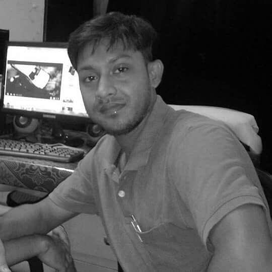 <p>Bhowmik was stabbed to death when he was covering an agitation in Tripura.</p>