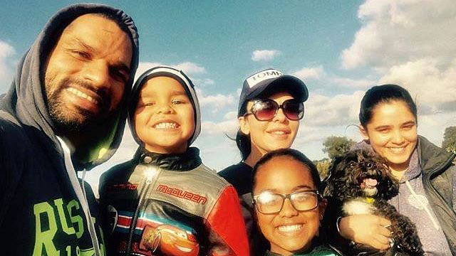 Dhawan Slams Emirates After Family Stopped at Dubai Airport