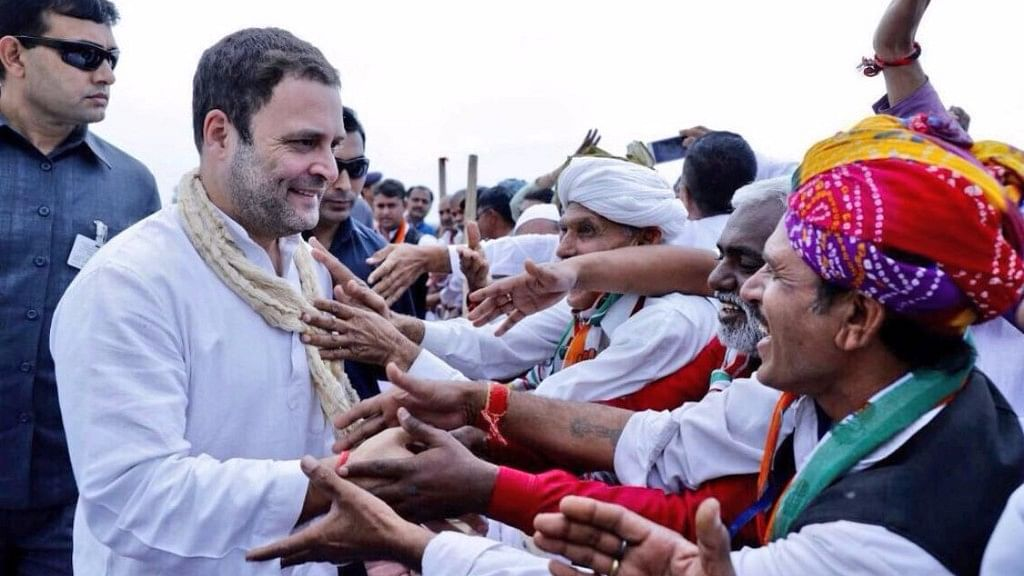 Rahul Gandhi Was Up Against  All Odds in Gujarat
