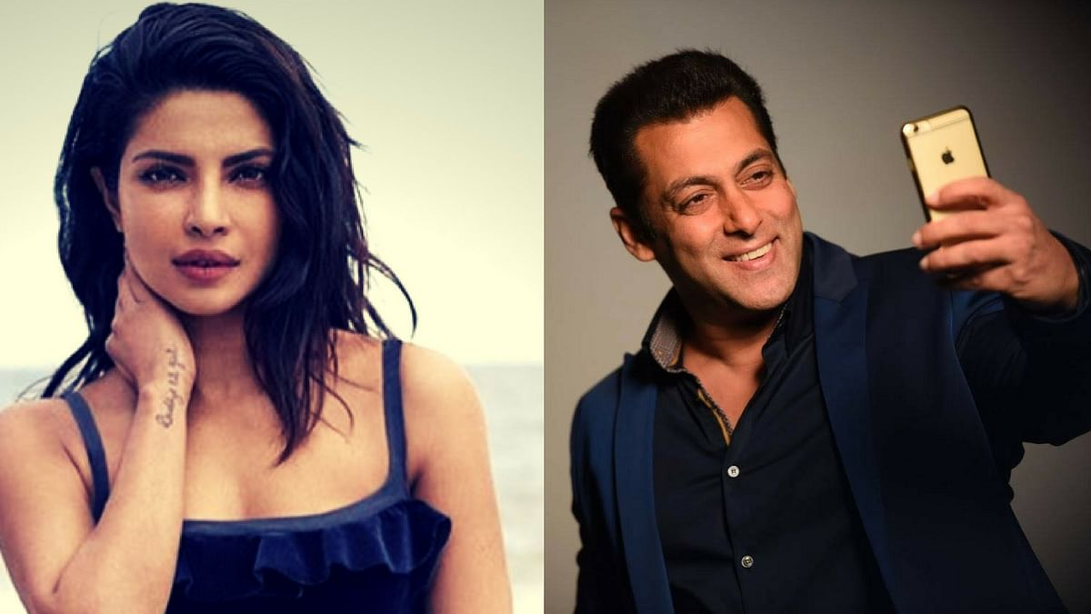QuickE: Salman Opens up About Priyanka; Shahid's Son Named Zain