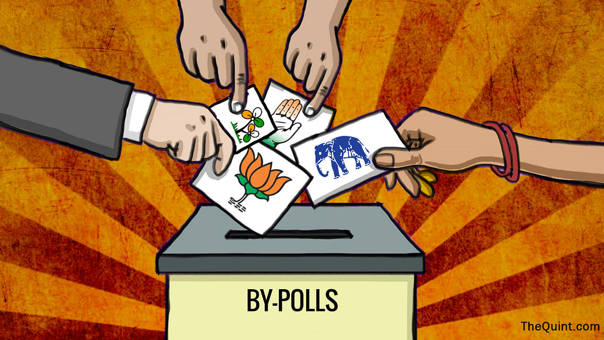 Arunachal, West Bengal and UP Bypolls Were Fairly Peaceful: EC