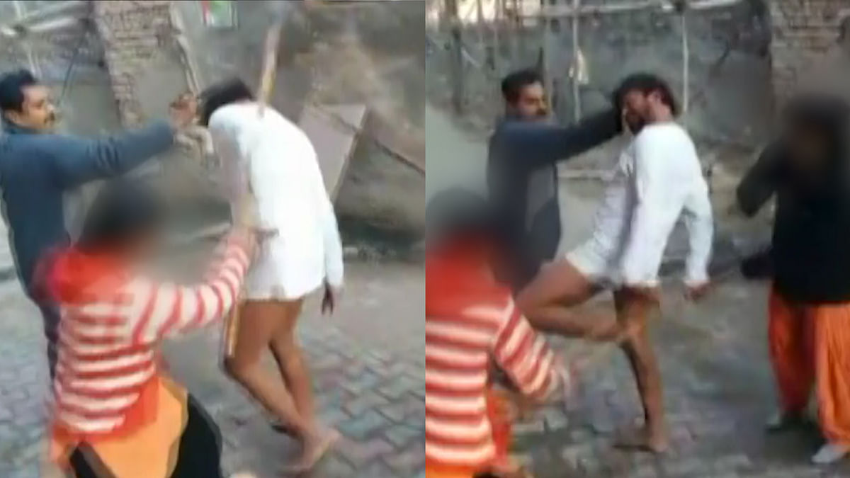Mathura Priest Stripped and Thrashed for Sexually Exploiting Girls