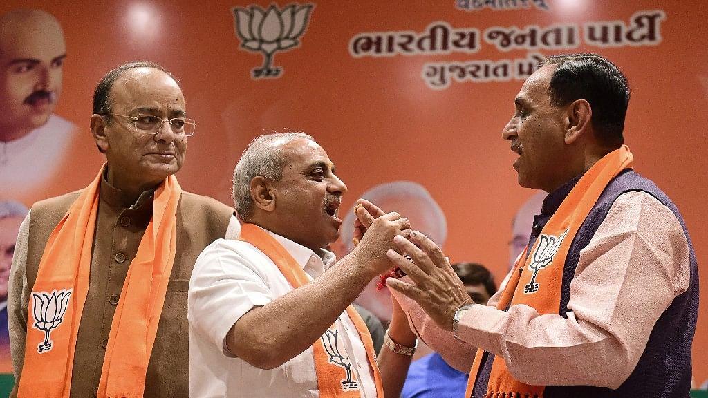 QWrap: Rupani to Continue as Guj CM; 'Tiger Zinda Hai' Has Swag
