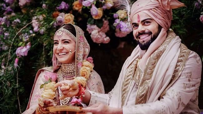 Virat Kohli Not a Patriot as He Didn't Marry in India: BJP Leader