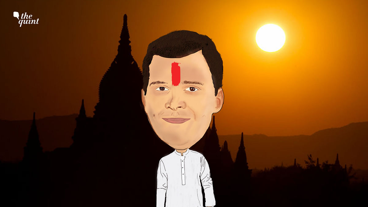 Will Rahul Gandhi be able to remind the people of his party's Hindu lineage before the 2019 Lok Sabha election?
