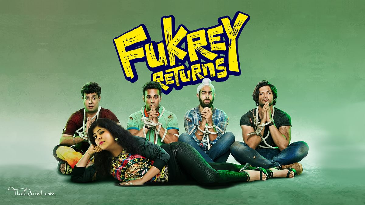 Movie Review: 'Fukrey Returns' Is Fun, but No Match for the First