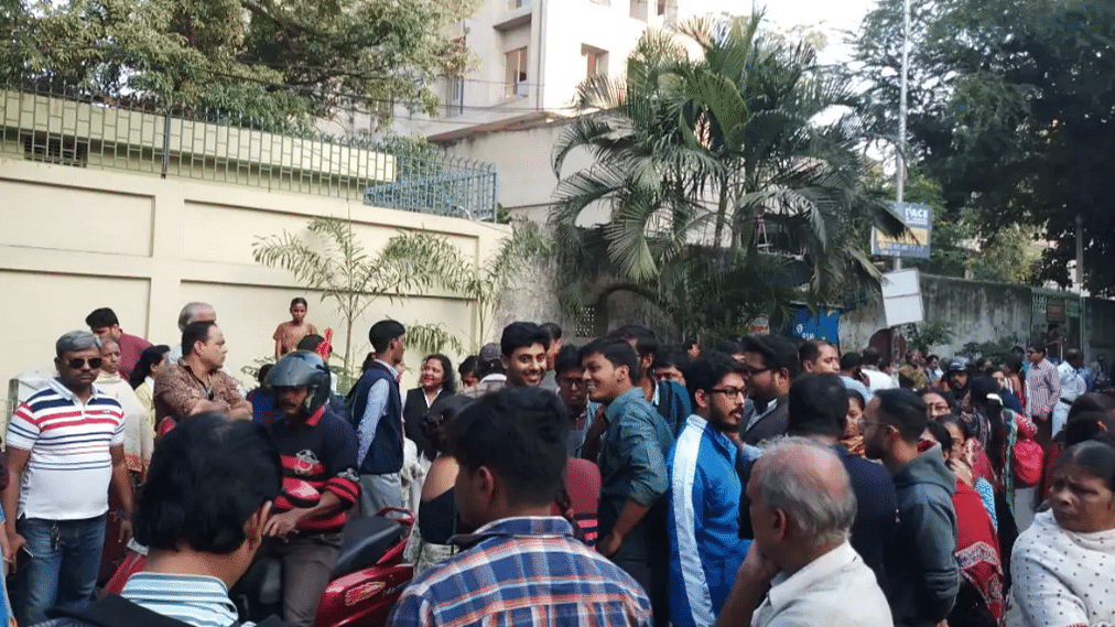 Parents Protests After Minor Sexually Assaulted at Kolkata School