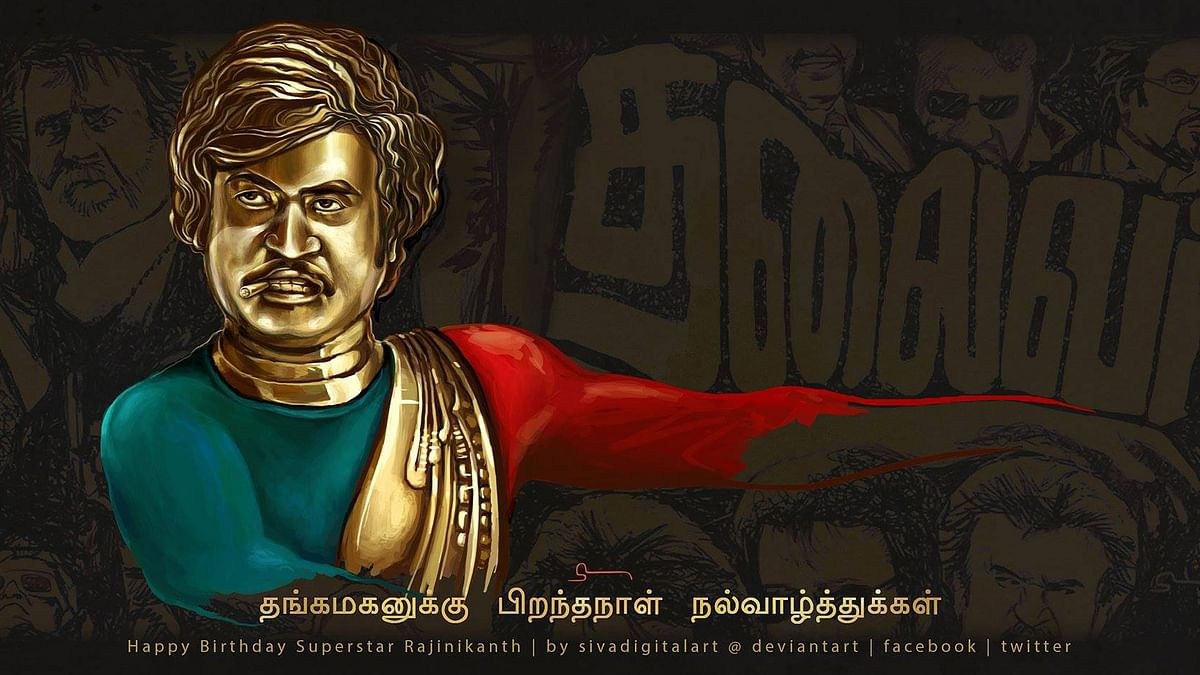 Superstar Rajinikanth is on an unstoppable high. Is there anyone who is not his fan?