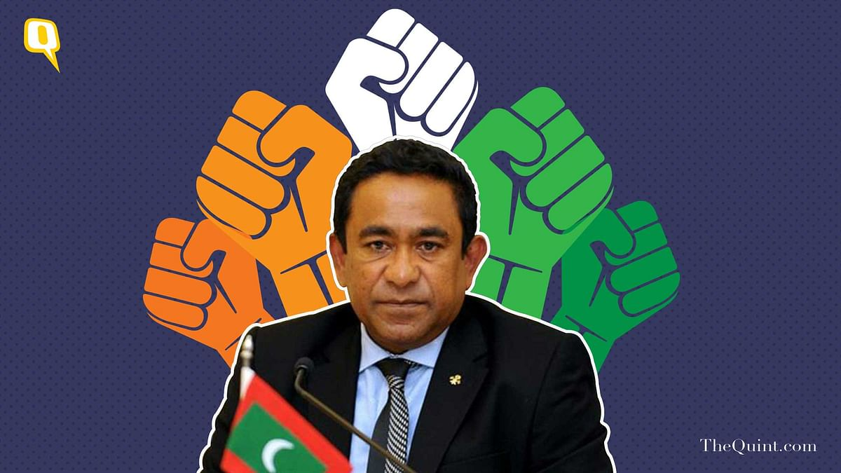 The unusual assertiveness shown by the Maldivian President forms part of a recent diplomatic pattern.