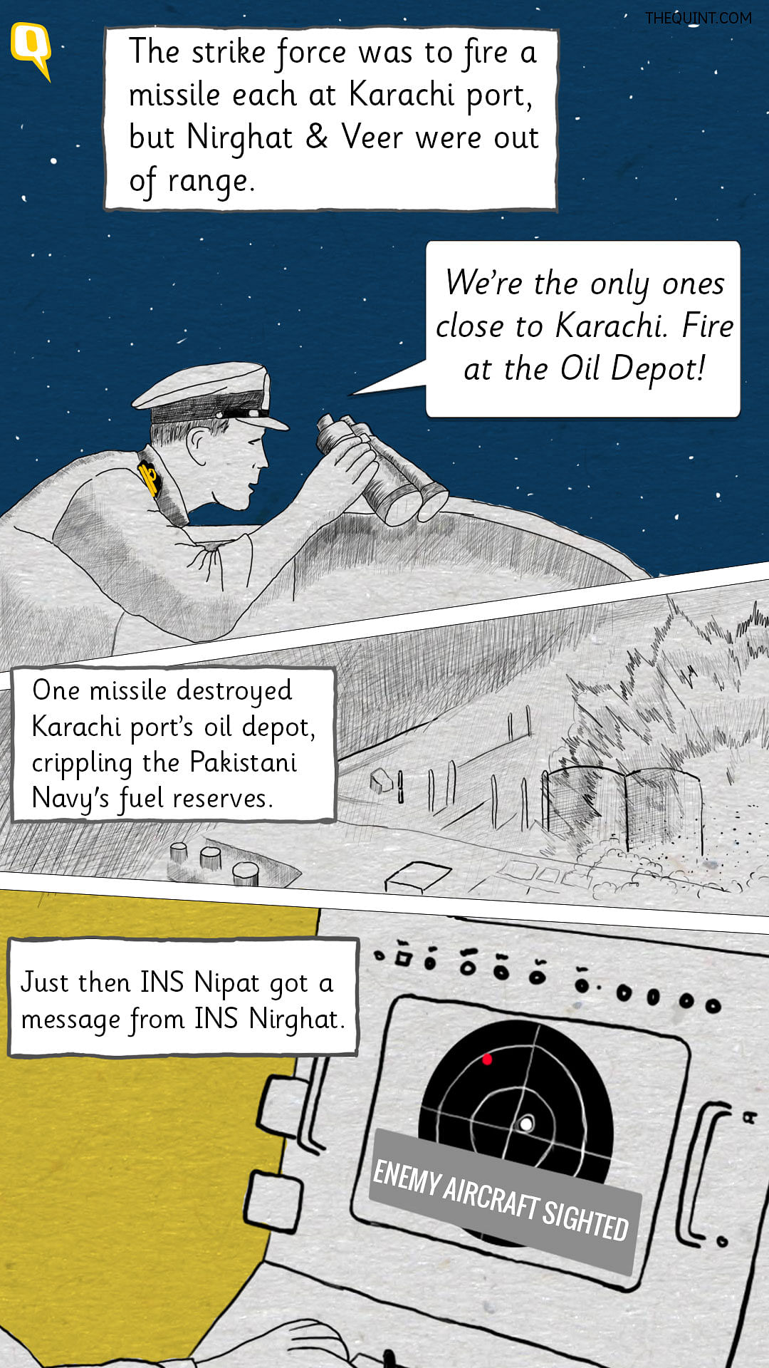 The Day India Bombed Karachi: Why We Celebrate 4 Dec as Navy Day