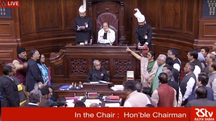Ruckus in LS Over Hegde's Controversial Comments on Secularism