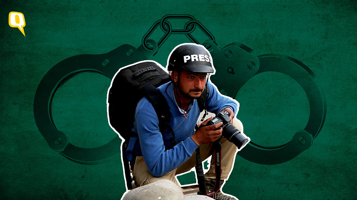 <p>Arrest of Kashmiri photojournalist Kamran Yousuf by the NIA raises questions about the investigative homework.</p>