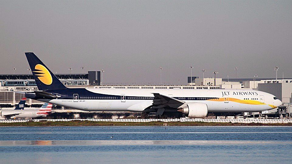 Lenders to get 50.1 percent stake in Jet Airways on debt recast.
