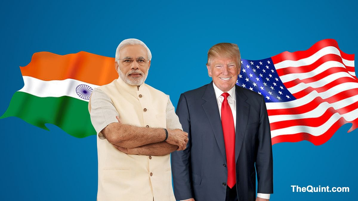 Modi-Trump bonhomie apart, high-level visits continued between the two sides throughout the year.