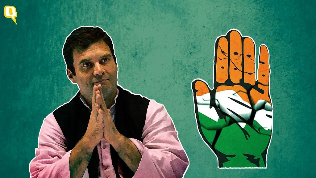 For Congress leaders, the party's improved performance in Gujarat is indicative of their new president Rahul Gandhi's effective leadership, and the beginning of his political story.
