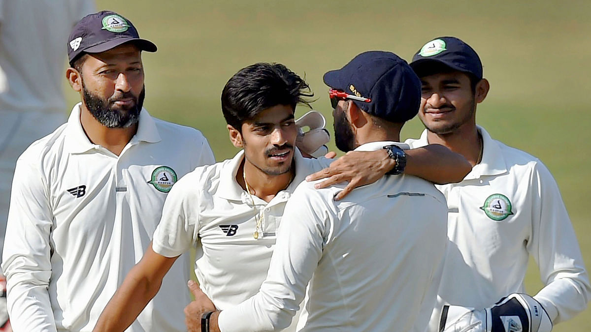 Gurbani Becomes Second Player to Pick Hat-trick in Ranji Final