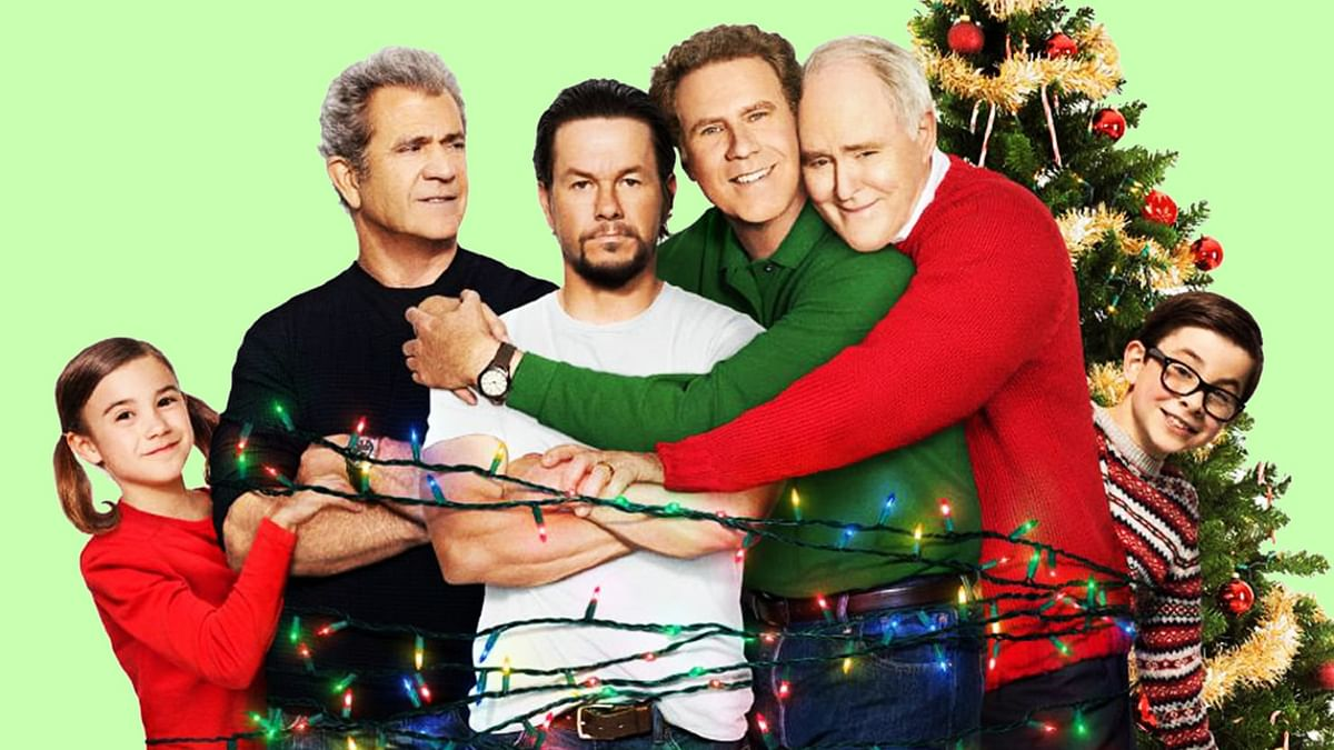A poster of <i>Daddy's Home 2</i>.