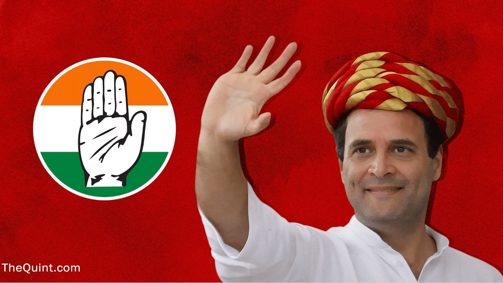 Rahul Gandhi Rally: Temple Run for Lingayats &  371 (J) for Youth