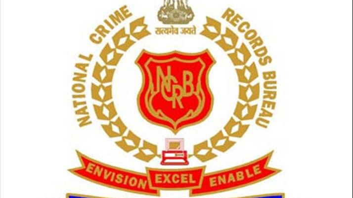 The National Crime Records Bureau (NCRB) logo.