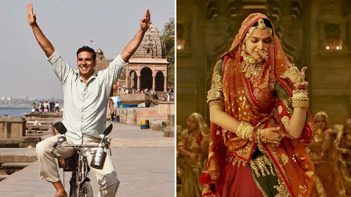 Akshay Kumar Is Not Worried About 'PadMan'-'Padmavat' Clash