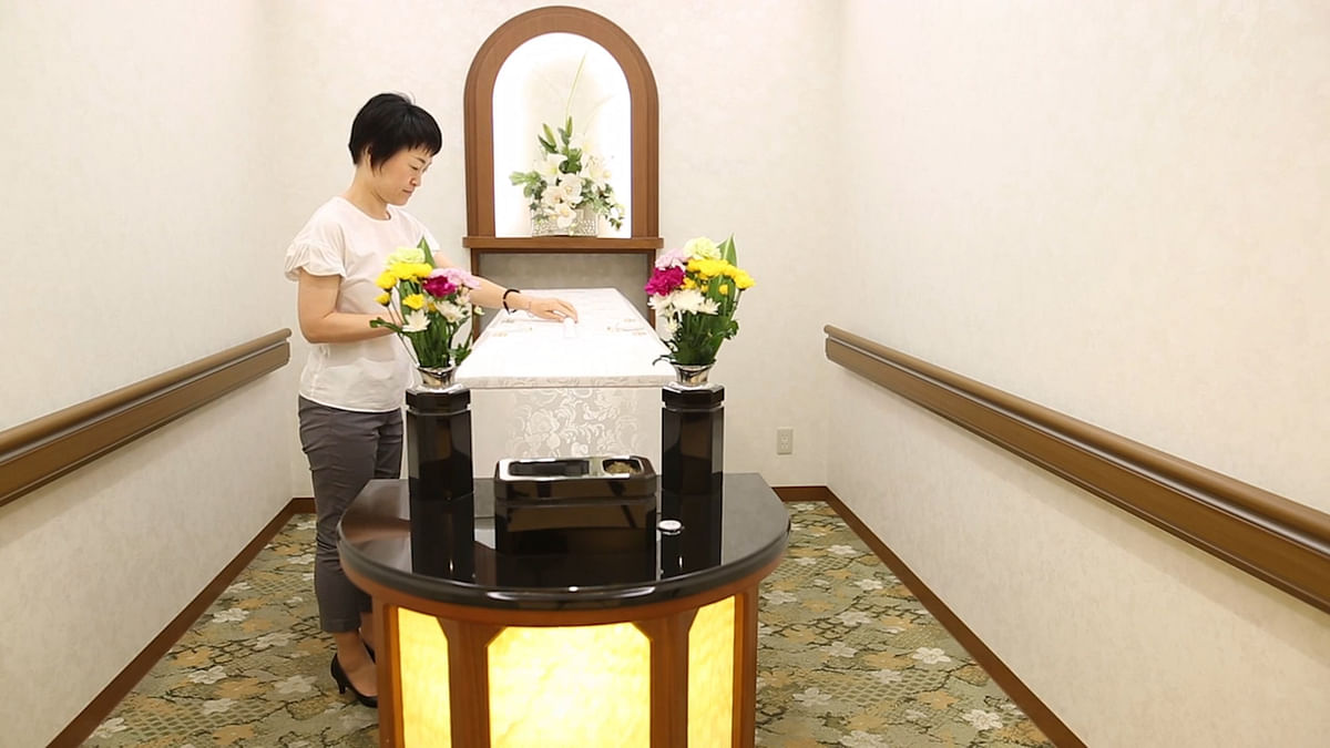 'Corpse Hotel' Offers Solution to Manage Japan's Rising Death Rate