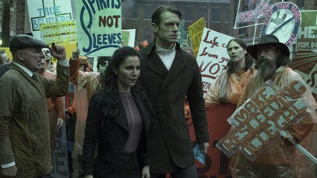A still from Netflix's <i>Altered Carbon</i>.&nbsp;