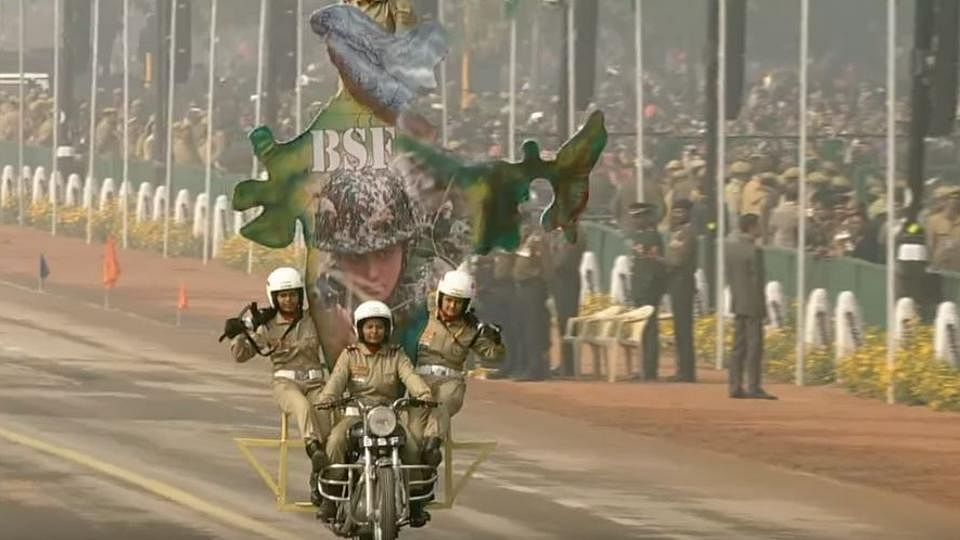 Watch: Daredevil BSF Women Steal the Show at Republic Day Parade