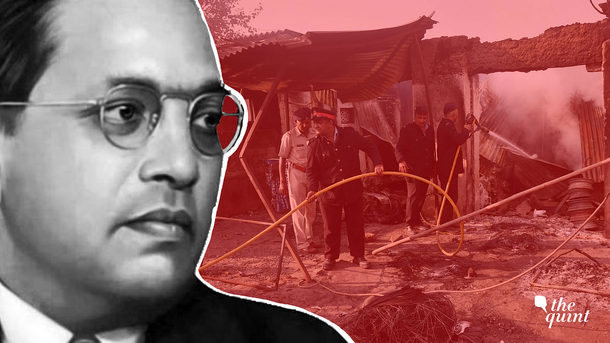 Why Did Bhima Koregaon Riots Occur? Ambedkar's Life Tells Us Why