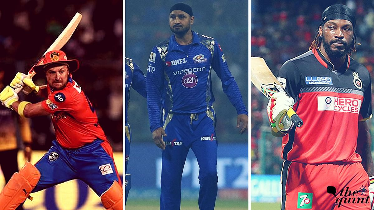 IPL Auction 2018: Five Oldest Players Going Under the Hammer