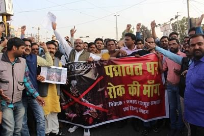 Violence, arson in MP, Haryana ahead of 'Padmaavat' release