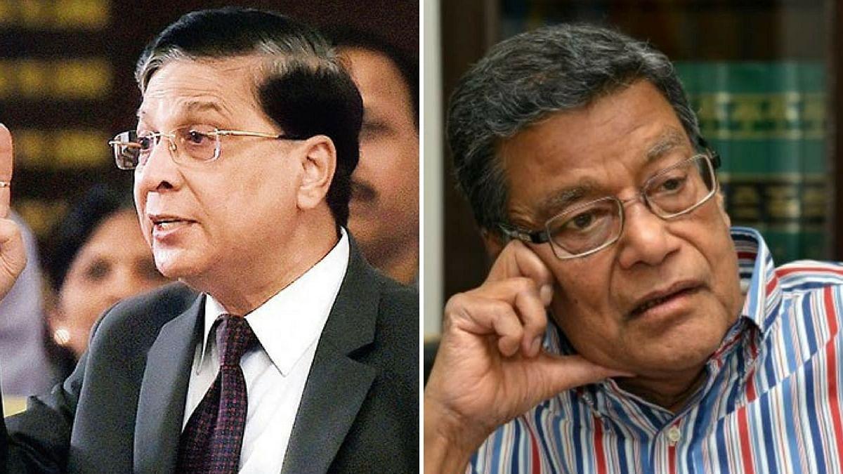 Chief Justice of India Dipak Misra met Attorney General KK Venugopal  on 12 January.