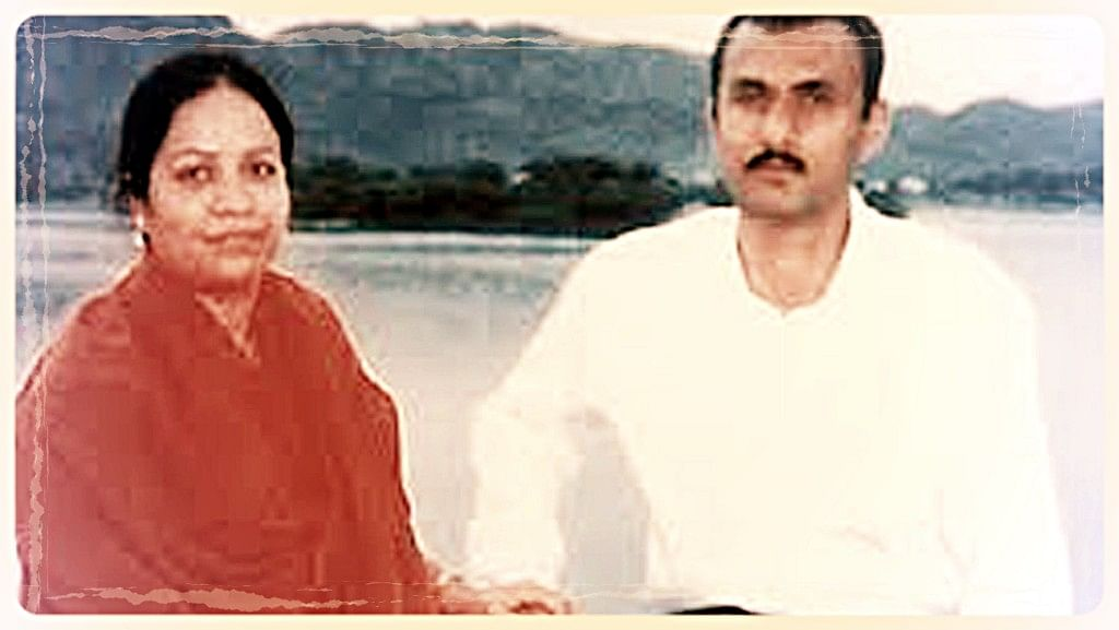 Kausar Bi and Sohrabuddin Sheikh, who were killed in an alleged fake encounter by the Gujarat police in November 2005.