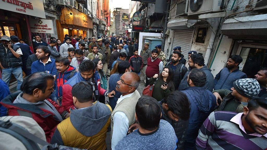 Khan Chacha Among 19 Outlets Sealed in Delhi's Posh Khan Market