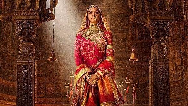 Deepika Padukone in the film <i>Padmaavat. </i>