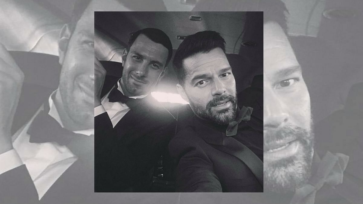 """Ricky Martin has married his <span style=""""background-color: rgb(255, 255, 255); white-space: pre-wrap;"""">artist partner Jwan Yosef. </span>"""